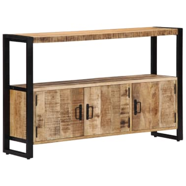 "vidaXL Side Cabinet 47.2""x11.8""x29.5"" Solid Mango Wood[10/12]"