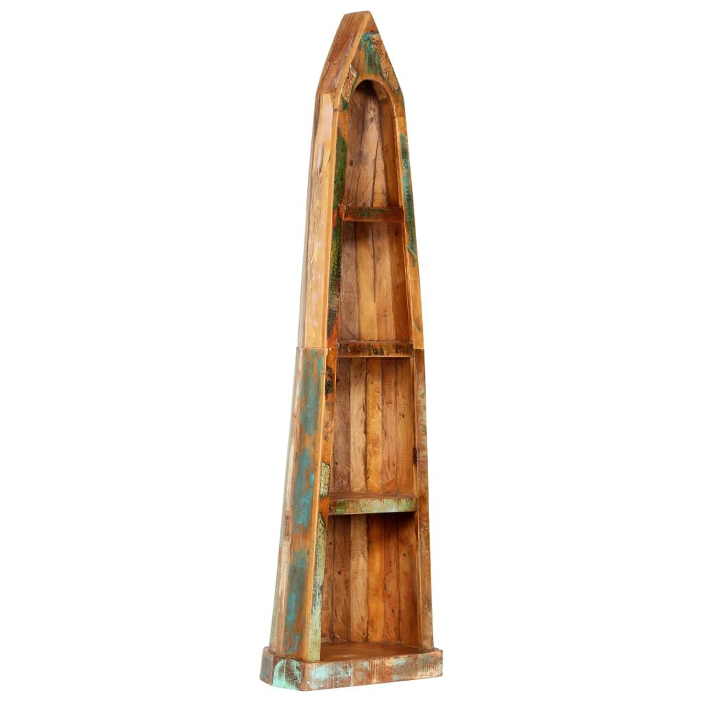 vidaXL Bibliotecă, 50 x 40 x 180 cm, lemn masiv reciclat vidaxl.ro