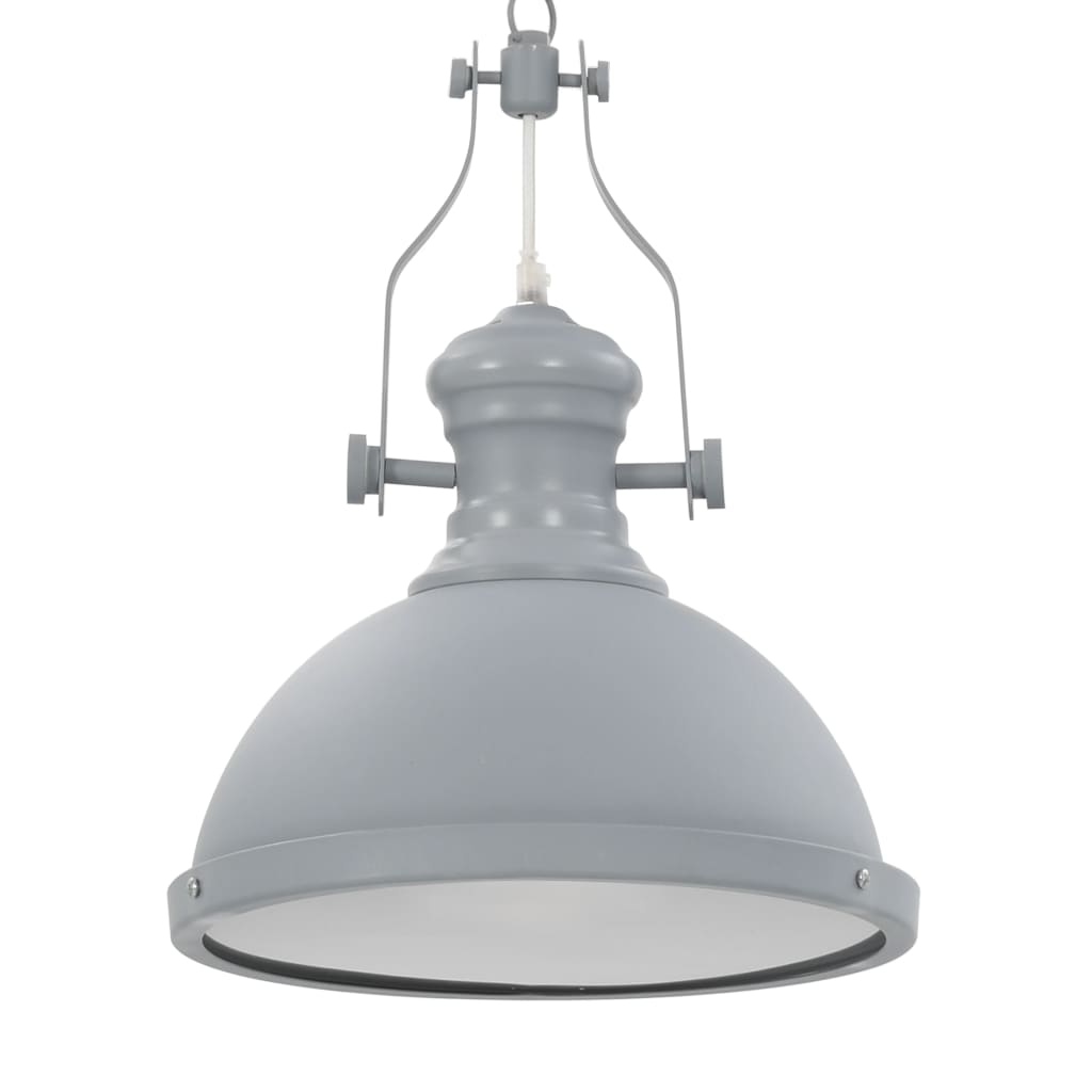 Comwinkel Plafondlamp rond E27 grijs