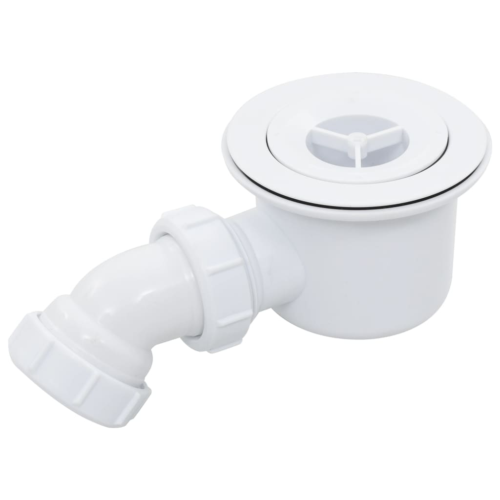 Scurgere pentru cabina de duș, 45 mm imagine vidaxl.ro