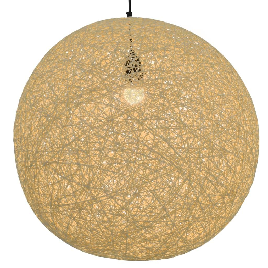 Deze hanglamp met een natuurlijk ontwerp maakt een gedurfd visueel statement en is een blikvanger in je interieur!