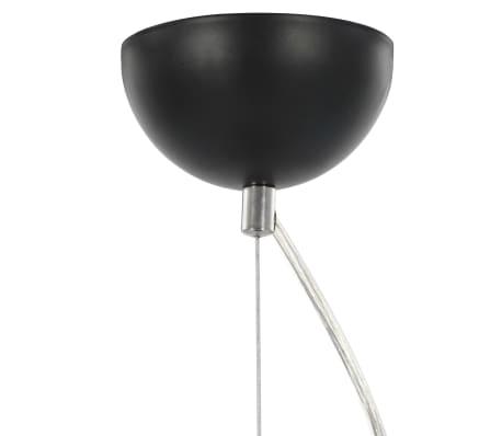 vidaXL Hanglamp E27 Ø50 cm zwart en goud[7/11]