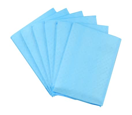 vidaXL Tapis d'hygiène pour chiens 100 pcs 60 x 45 cm Tissu non tissé[5/9]