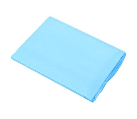 vidaXL Tapis d'hygiène pour chiens 100 pcs 60 x 45 cm Tissu non tissé[6/9]