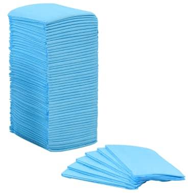 vidaXL Tapis d'hygiène pour chiens 200 pcs 60 x 45 cm Tissu non tissé[5/10]