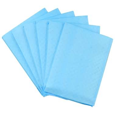 vidaXL Tapis d'hygiène pour chiens 200 pcs 60 x 45 cm Tissu non tissé[6/10]