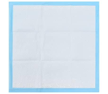 vidaXL Tapis d'hygiène pour chiens 100 pcs 60 x 60 cm Tissu non tissé[8/9]