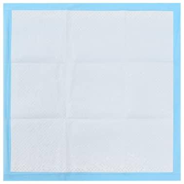 vidaXL Tapis d'hygiène pour chiens 200 pcs 60 x 60 cm Tissu non tissé[9/10]