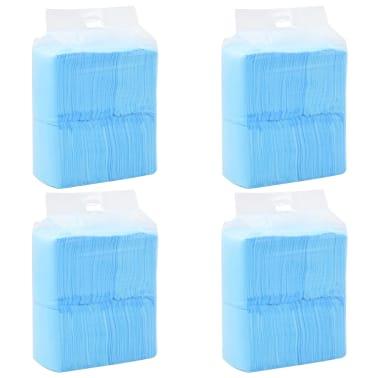 vidaXL Tapis d'hygiène pour chiens 400 pcs 60 x 60 cm Tissu non tissé[1/10]