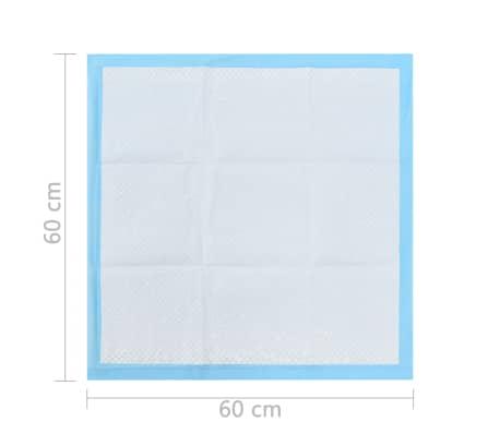 vidaXL Tapis d'hygiène pour chiens 400 pcs 60 x 60 cm Tissu non tissé[10/10]