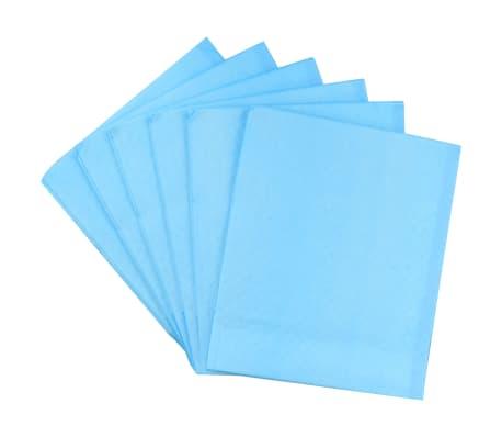 vidaXL Tapis d'hygiène pour chiens 400 pcs 90 x 60 cm Tissu non tissé[6/10]