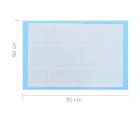 vidaXL Tapis d'hygiène pour chiens 400 pcs 90 x 60 cm Tissu non tissé[10/10]