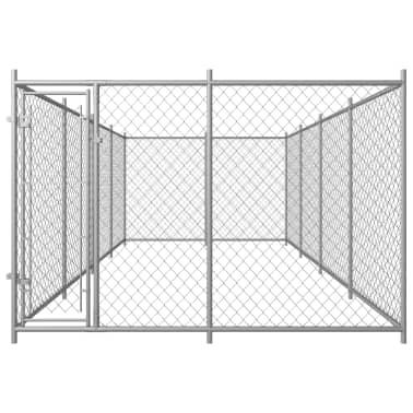"vidaXL Outdoor Dog Kennel 315""x157.5""x78.7""[2/5]"