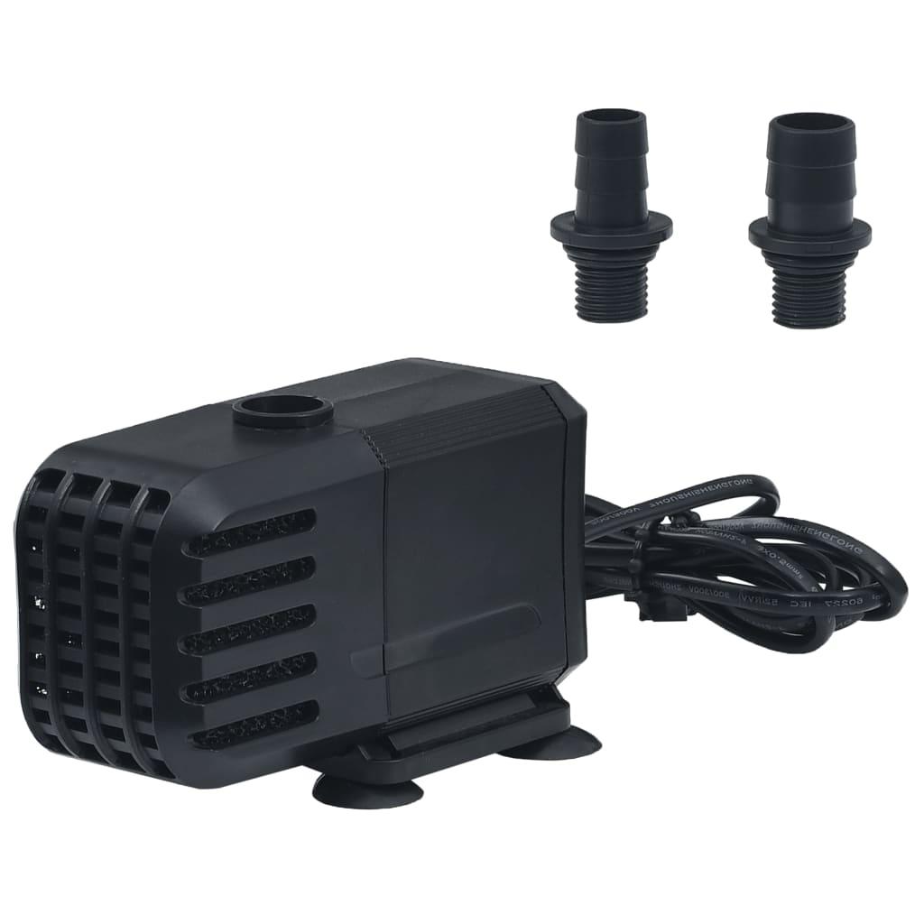 vidaXL Pompă de apă submersibilă pentru acvariu, 1300 L/h poza 2021 vidaXL