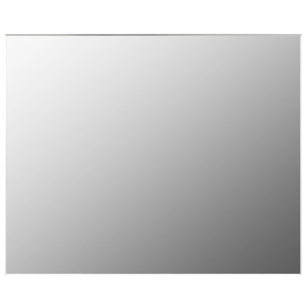vidaXL Oglindă fără ramă, 100x60 cm, sticlă poza vidaxl.ro