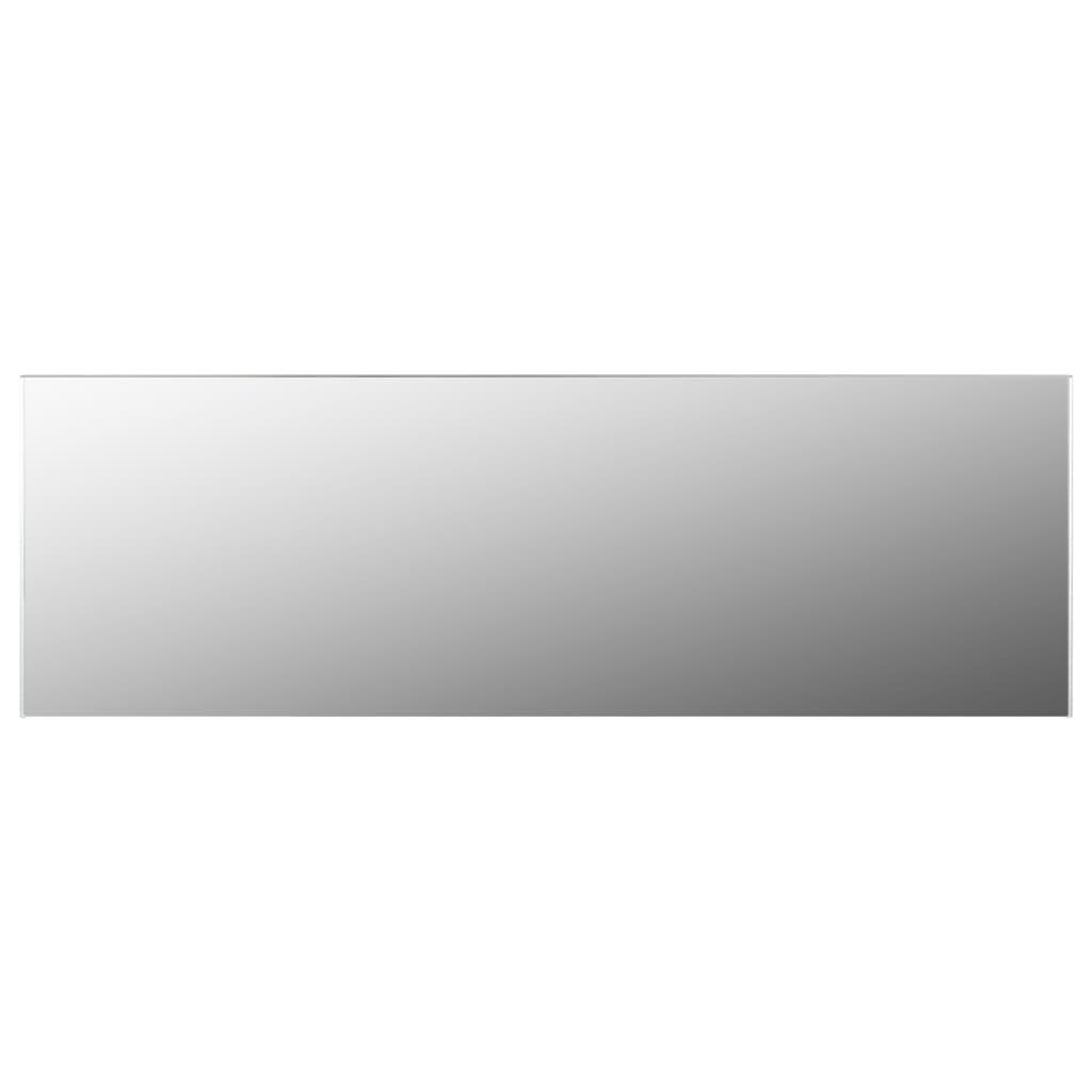 vidaXL Καθρέφτης 120 x 30 εκ. Γυάλινος Χωρίς Πλαίσιο
