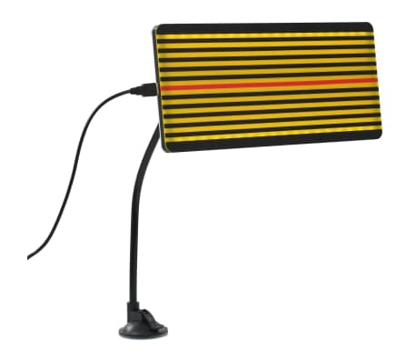 vidaXL LED Reflektorplatta för färglös buckelreparation