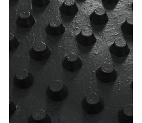 vidaXL Arkusze drenażowe z wgłębieniami, 2 szt, HDPE, 400 g/m², 1x20 m[7/7]