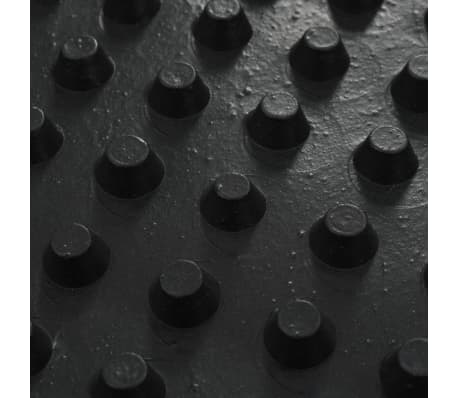 vidaXL Fuktskyddsmatta präglad HDPE 400 g/m² 2x20 m[6/6]