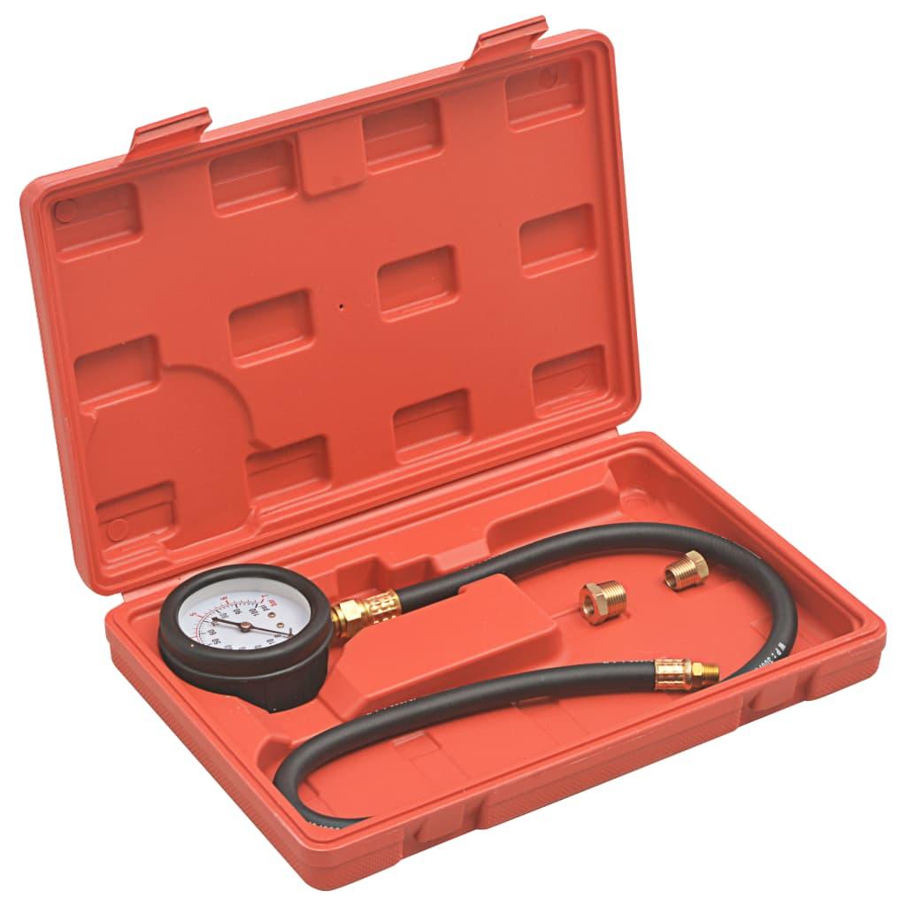 Souprava pro měření tlaku vstřikování paliva