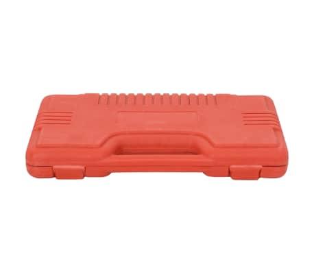vidaXL Kit de herramientas retroceso pinza de freno de disco 18 piezas[4/5]