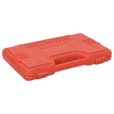 vidaXL Kit de herramientas retroceso pinza de freno de disco 18 piezas[3/5]
