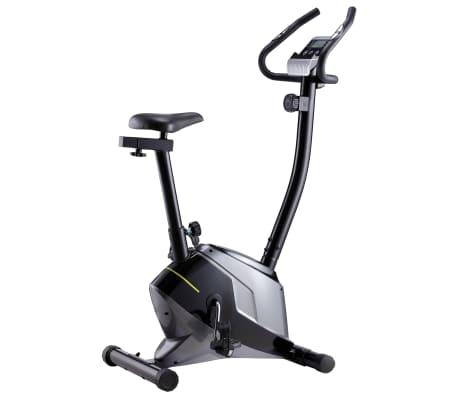 vidaXL Magnetyczny rower treningowy z pomiarem tętna