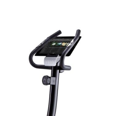 vidaXL Bicicleta estática magnética con pulsómetro[5/8]