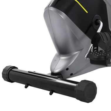 vidaXL Bicicleta estática magnética con pulsómetro[8/8]