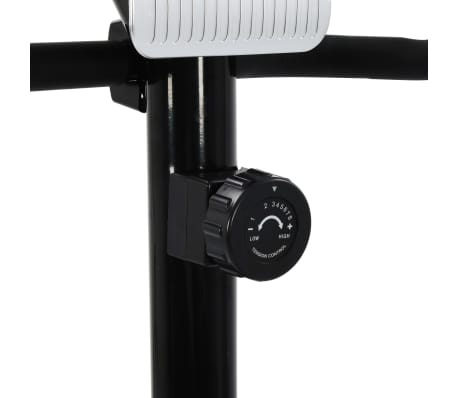 vidaXL Bicicletă de fitness magnetică cu măsurare puls[7/8]