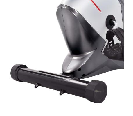 vidaXL Bicicletă de fitness magnetică cu măsurare puls[8/8]