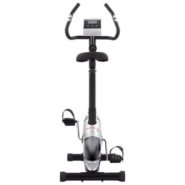 vidaXL Magnetyczny rower treningowy z pomiarem tętna[2/8]