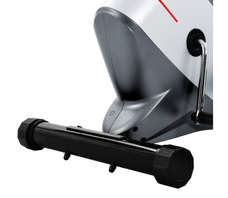 vidaXL Magnetni eliptični trenažer z merilnikom pulza[7/7]
