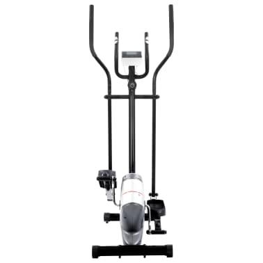 vidaXL Crosstrainer magnetisch met hartslagmeter[2/7]