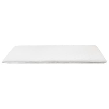 vidaXL Bäddmadrass 90x200 cm viskoelastiskt minnesskum 6 cm[3/10]