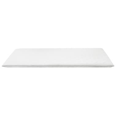 vidaXL Bäddmadrass 120x200 cm viskoelastiskt minnesskum 6 cm[3/10]