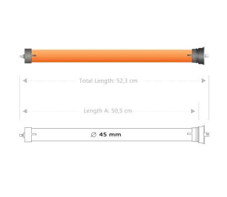vidaXL Moteur tubulaire 50 Nm[5/5]