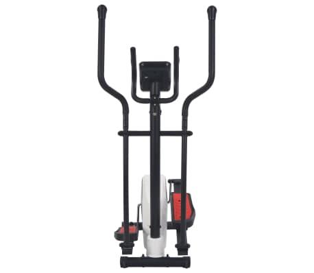 vidaXL Crosstrainer magnetiskt motstånd med pulsmätning[4/6]