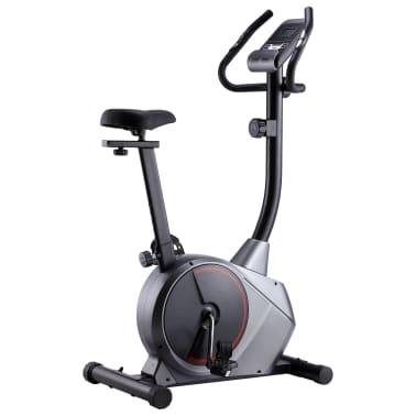 vidaXL Bicicletă de fitness magnetică cu măsurare puls[1/9]