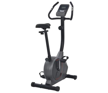 vidaXL Bicicletă de fitness magnetică cu măsurare puls[2/9]