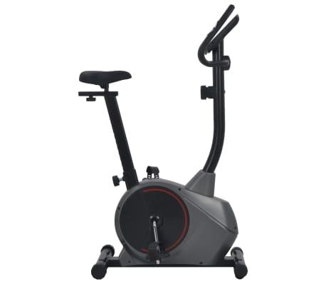 vidaXL Bicicletă de fitness magnetică cu măsurare puls[3/9]
