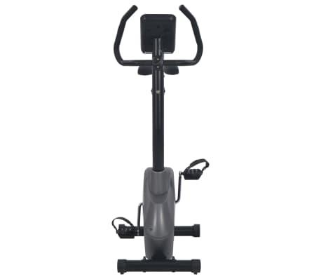 vidaXL Bicicletă de fitness magnetică cu măsurare puls[4/9]