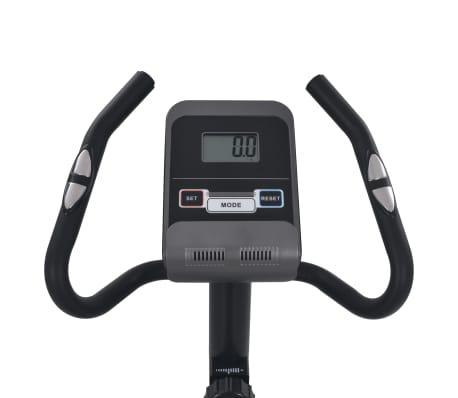 vidaXL Bicicletă de fitness magnetică cu măsurare puls[6/9]