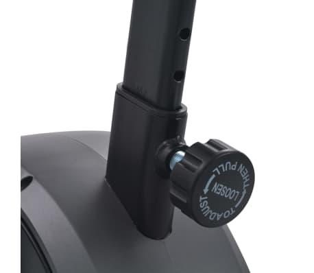 vidaXL Bicicletă de fitness magnetică cu măsurare puls[7/9]