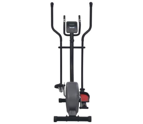 vidaXL Crosstrainer magnetisch met hartslagmeter[4/7]