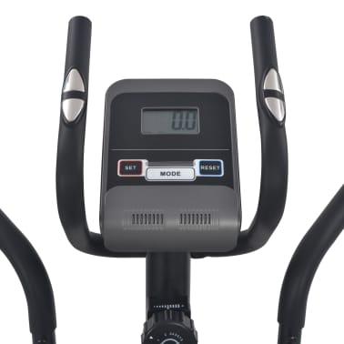 vidaXL Crosstrainer magnetisch met hartslagmeter[5/7]