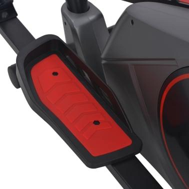 vidaXL Crosstrainer magnetisch met hartslagmeter[6/7]