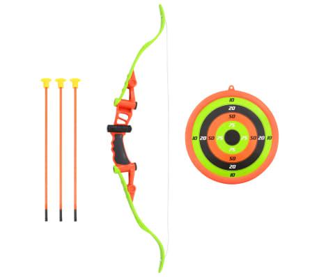 vidaXL Ensemble de tir à l'arc pour enfants 5 pcs 68 cm