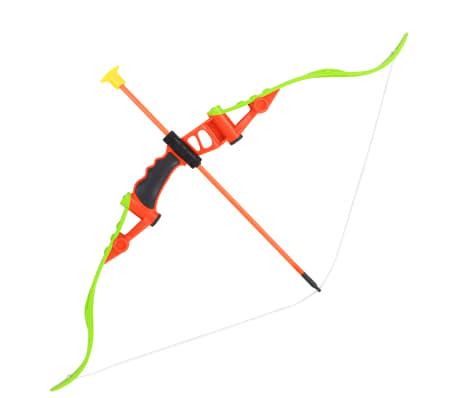 vidaXL Set de tiro con arco para niños de 5 piezas 68 cm[2/6]