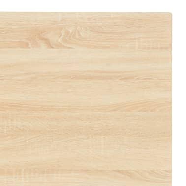 "vidaXL Computer Desk White and Oak 47.2""x23.6""x27.6""[7/7]"